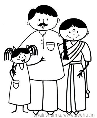 My Family Essay In Hindi For Class 7 - Essay writing